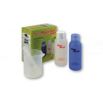 KIT MAGIC GEL 2 BOTELLAS 500CC