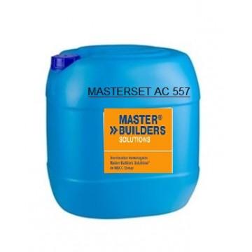 Producto de Master Builders Solutions, Aditivo acelerador de endurecimiento para hormigón