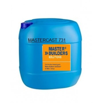 Producto de Master Builders Solutions, Aditivo modulador de la reología para el prefabricado  de hormigón, garrafa 25 kg.