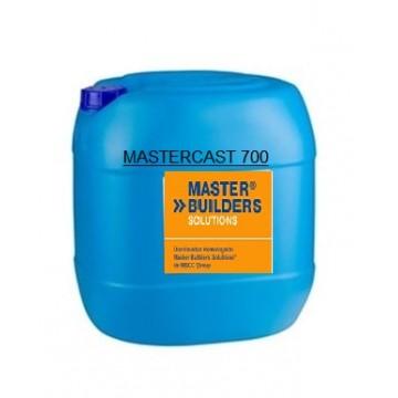 Producto de Master Builders Solutions, Aditivo modulador de la reología para el prefabricado  de hormigón , garrafa 25  kg.